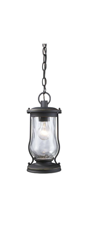 """Elk Lighting 43017/1 14"""" Height Country / Rustic Outdoor 1 Light Sale $160.00 ITEM: bci1712570 ID#:43017/1 UPC: 748119024776 :"""