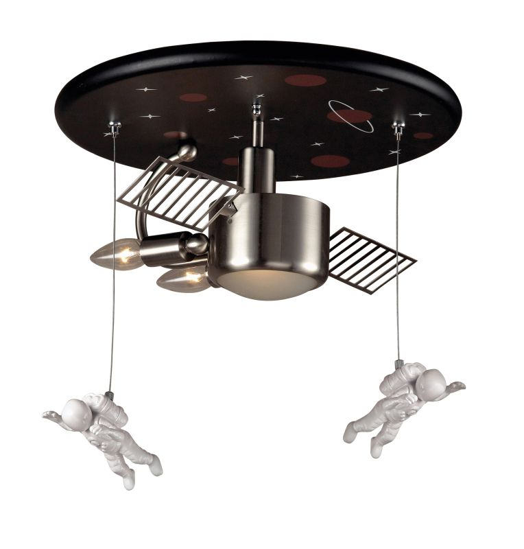 Elk Lighting 5089/3 3 Light Astronaut Flush Mount Ceiling Fixture from Sale $176.00 ITEM: bci84810 ID#:5089/3 UPC: 748119508931 :