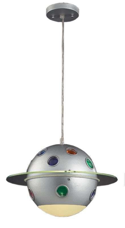 Elk Lighting 5096/1 Down Lighting Lightshow Pendant from the Novelty