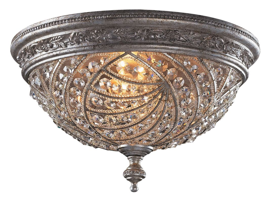 Elk Lighting 6232/4 Crystal Flushmount Ceiling Fixture from the Sale $456.00 ITEM: bci268092 ID#:6232/4 UPC: 748119623245 :