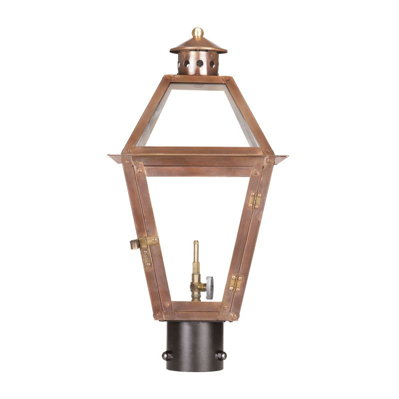 Elk Lighting 7930-WP Grande Isle 21 Inch Tall Outdoor Post Mounted