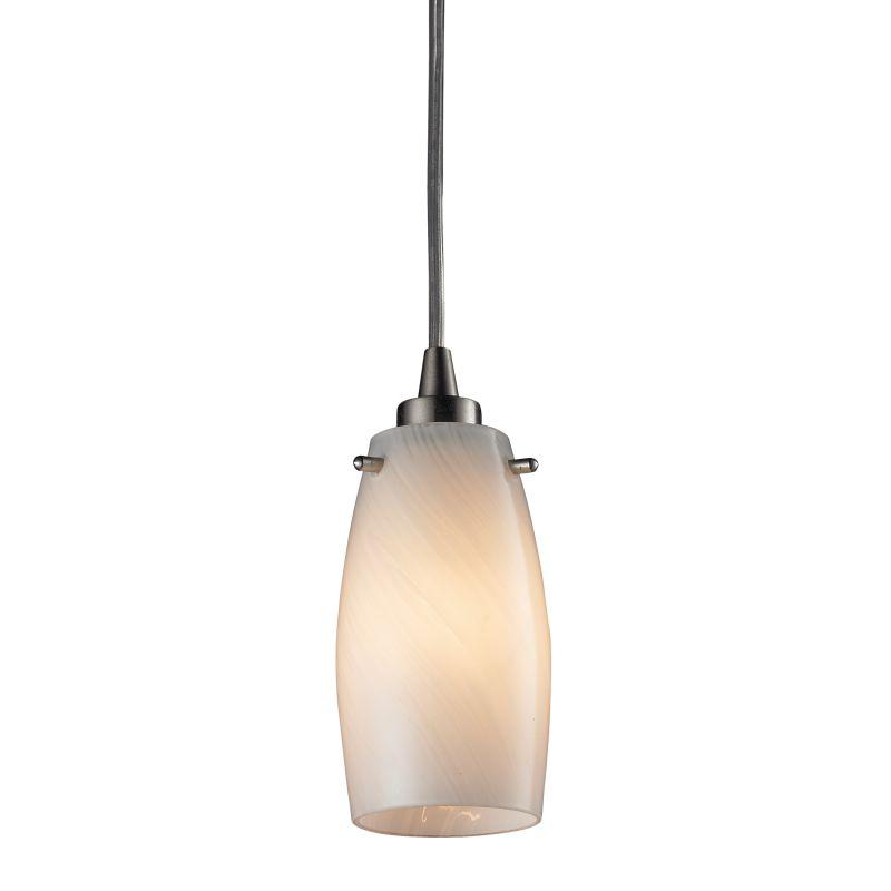"Elk Lighting 10223/1 Favelita Single Light 3"" Wide Mini Pendant with"