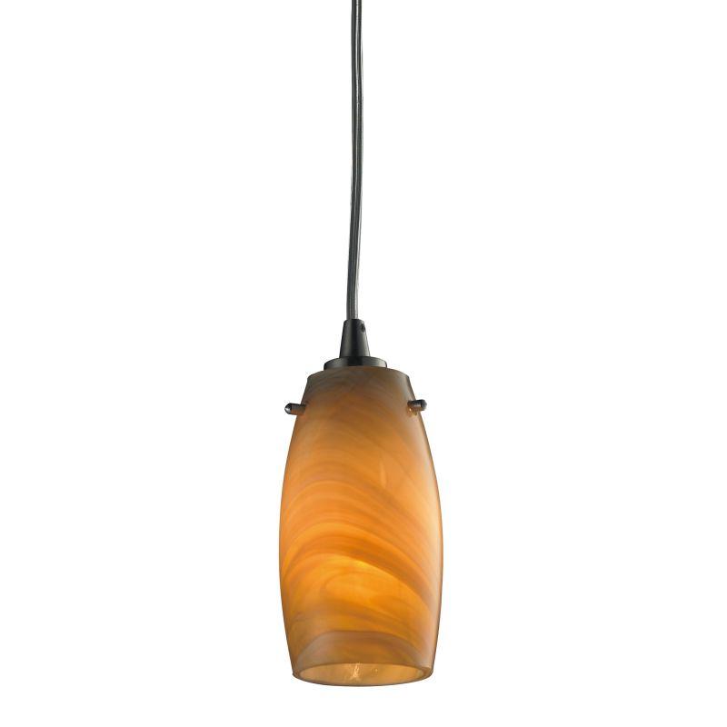 "Elk Lighting 10223/1-LED Favelita Single Light 3"" Wide LED Mini"
