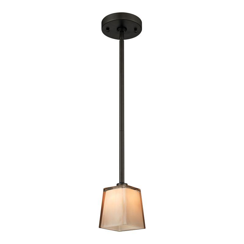 "Elk Lighting 11479/1 Serenity Single Light 4"" Wide Mini Pendant with"