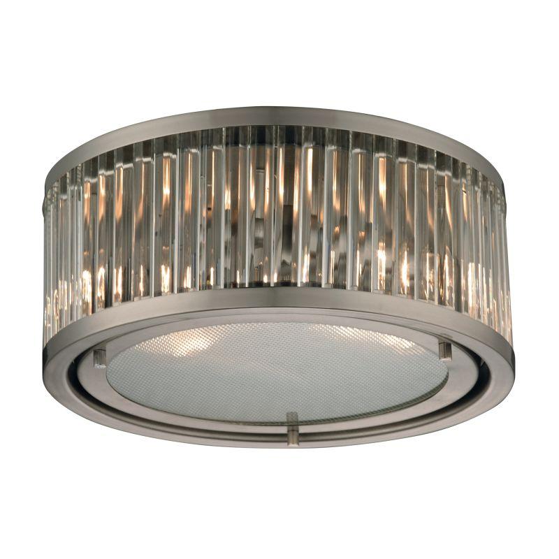 Elk Lighting 46112/2 2 Light Flush Mount Ceiling Fixture from the Sale $294.00 ITEM: bci2351780 ID#:46112/2 UPC: 748119068640 :