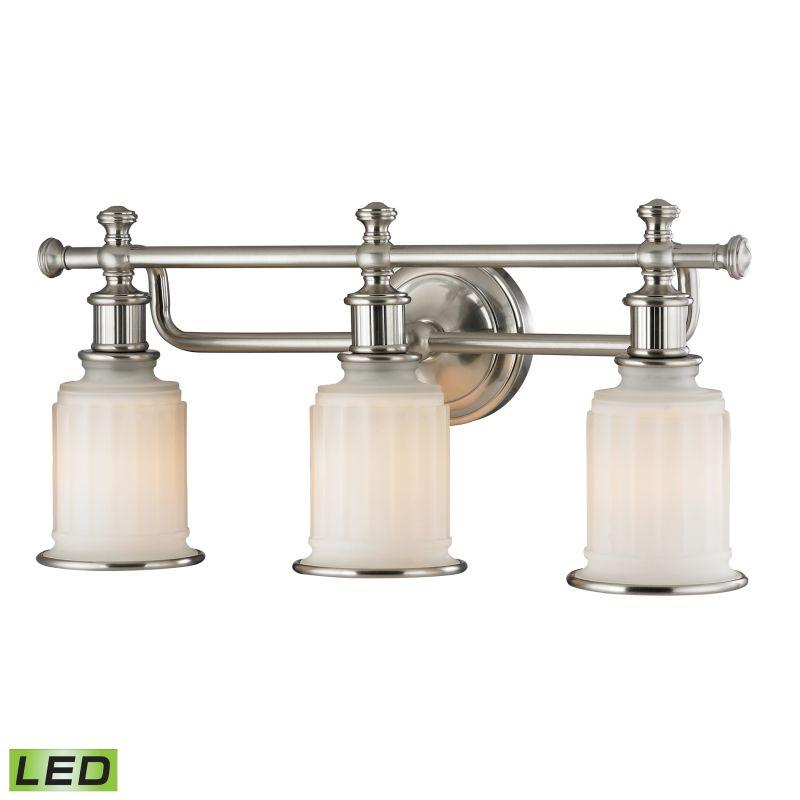 "Elk Lighting 52002/3-LED Acadia 3 Light 22"" LED Vanity Fixture with"