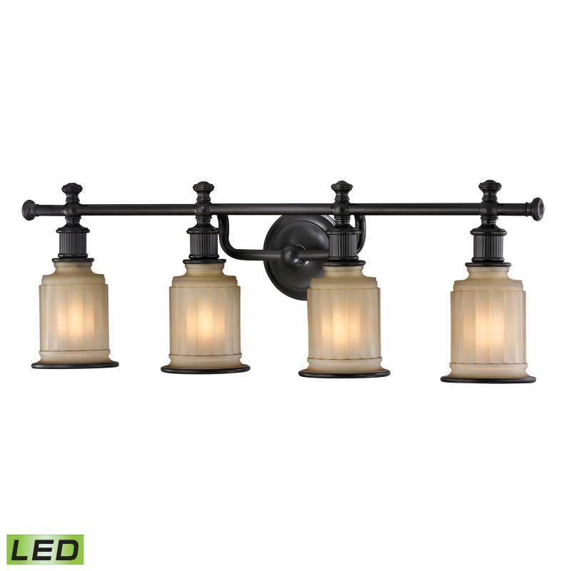 "Elk Lighting 52013/4-LED Acadia 4 Light 30"" LED Vanity Fixture with"