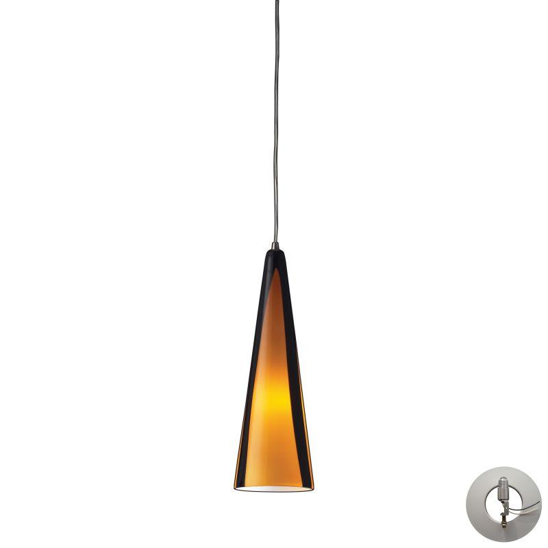 "Elk Lighting 545-1-LA Desert Winds Single Light 5"" Wide Instant"