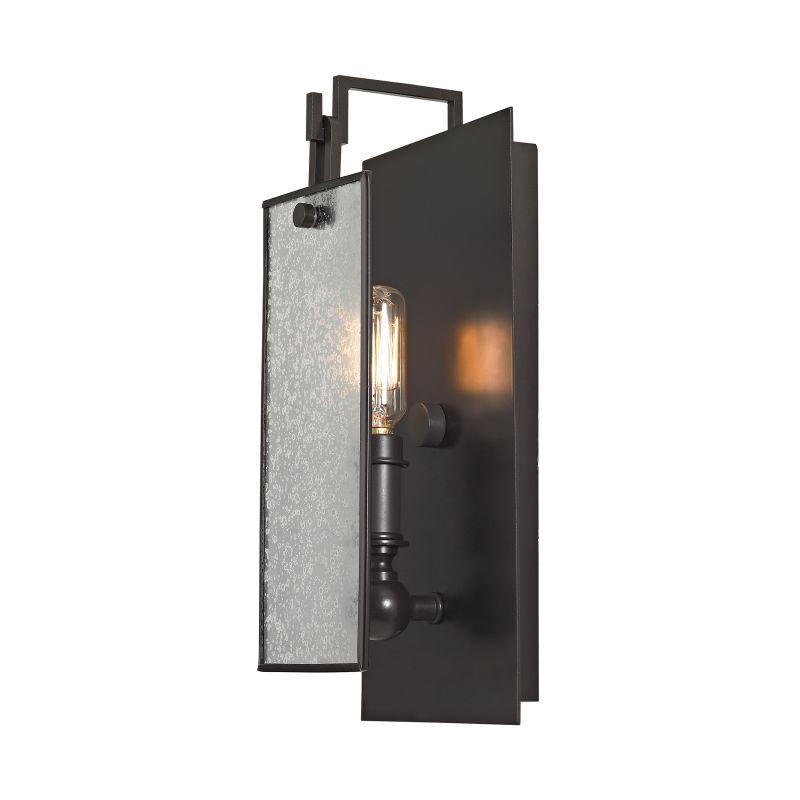 Elk Lighting 57090/1 Lindhurst 1 Light Wall Sconce Oil Rubbed Bronze