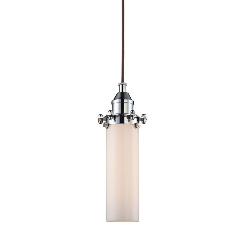 "Elk Lighting 66316/1 Fulton Single Light 4"" Wide Mini Pendant with"