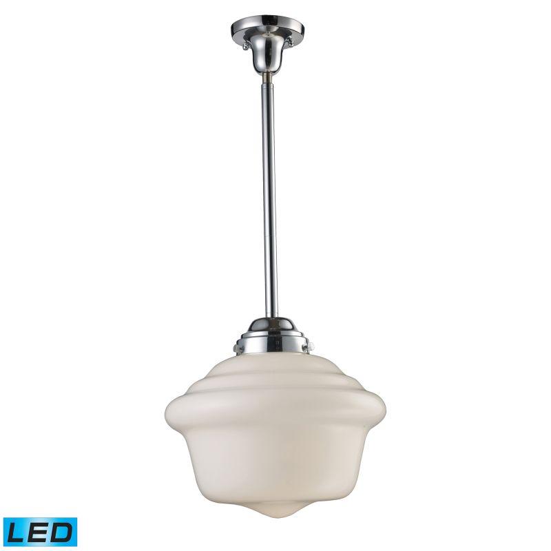 Elk Lighting 69020-1-LED Schoolhouse Pendants1 Light LED Pendant