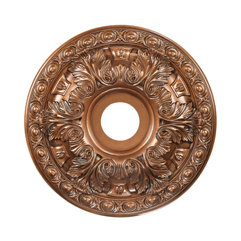 "Elk Lighting M1018 18"" Pennington Ceiling Medallion Antique Bronze"