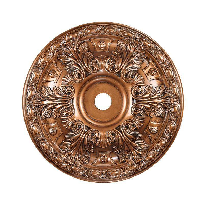 "Elk Lighting M1020 36"" Pennington Ceiling Medallion Antique Bronze"