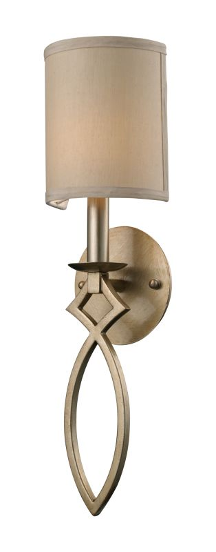 Elk Lighting 31120/1 1 Light Wall Sconce from the Estonia Collection