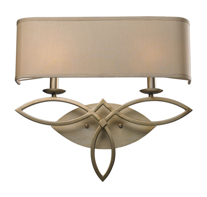 Elk Lighting 31121/2 2 Light Wall Sconce from the Estonia Collection