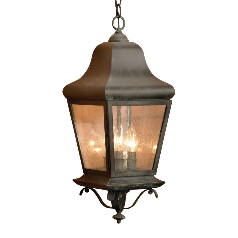 Elk Lighting Belmont: Elk Lighting 5314-C Charcoal Belmont 3 Light Outdoor