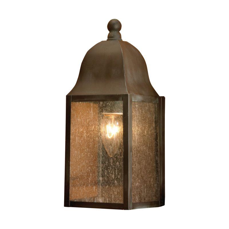 Elk Lighting 5335-C Belmont 1 Light 12 Inch Tall Outdoor Wall Sconce