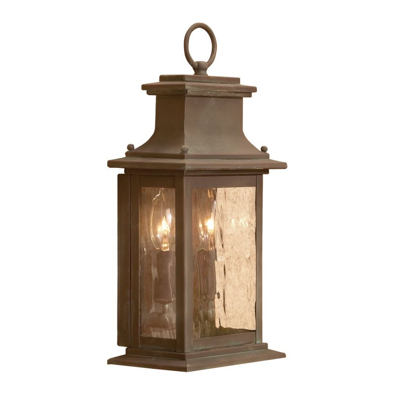 Elk Lighting 5726-AC Provincial Aged Copper 2 Light 14 Inch Tall