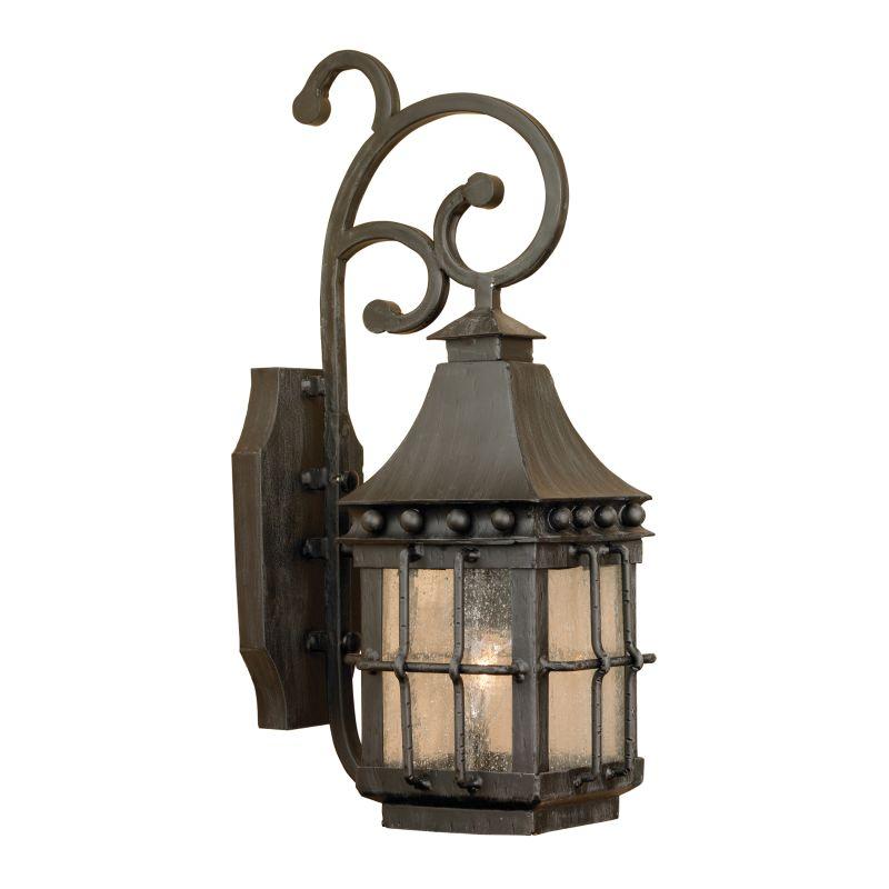 Elk Lighting 8449-E Taos 2 Light 19 Inch Tall Outdoor Wall Sconce Sale $392.00 ITEM: bci2068993 ID#:8449-E UPC: 748119031644 :
