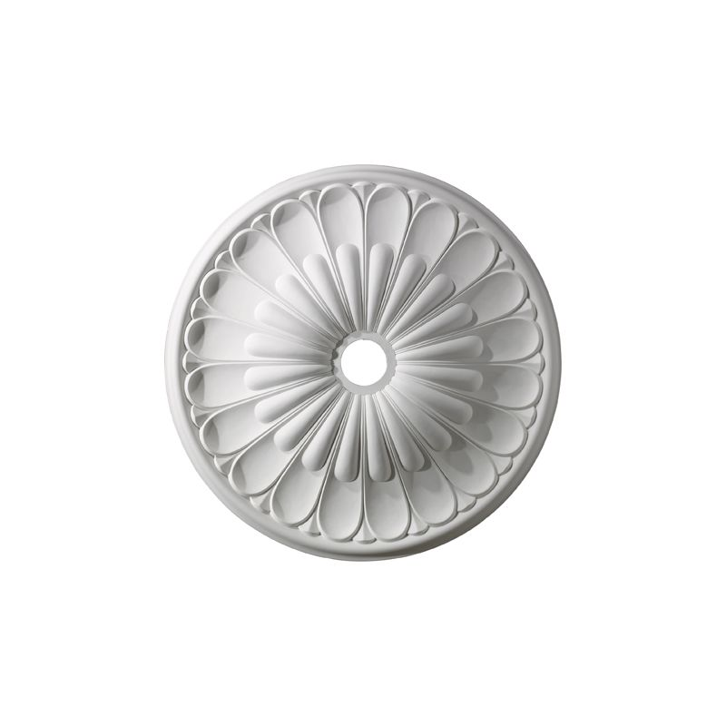 Elk Lighting M1009 Decorative Ceiling Medallion from the Melon Reed