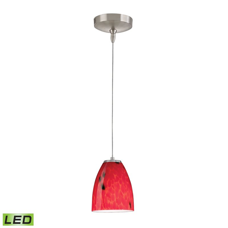Elk Lighting PF1000/1-LED-BN-FR Low Voltage 1 Light LED Mini Pendant Sale $275.00 ITEM: bci2347111 ID#:PF1000/1-LED-BN-FR UPC: 748119073101 :