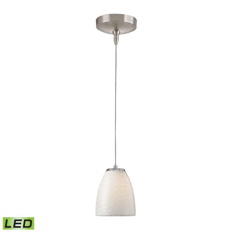Elk Lighting PF1000/1-LED-BN-WS Low Voltage 1 Light LED Mini Pendant Sale $275.00 ITEM: bci2347127 ID#:PF1000/1-LED-BN-WS UPC: 748119073132 :