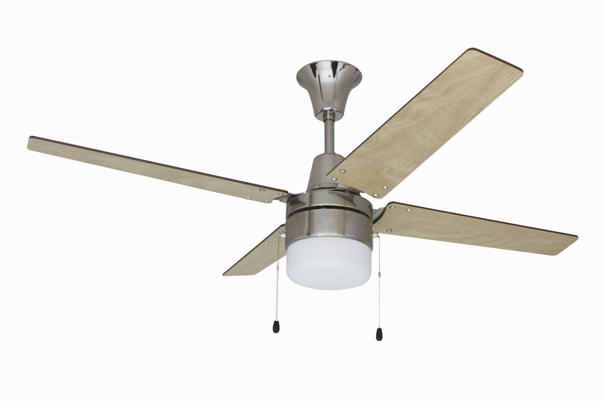 "Ellington Fans UBW48 Wakefield 48"" 4 Blade Hanging Indoor Ceiling Fan"