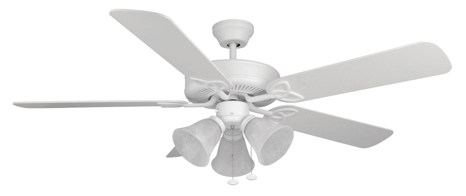 """Ellington Fans Builder Deluxe Builder 52"""" 5 Blade Indoor Ceiling Fan -"""