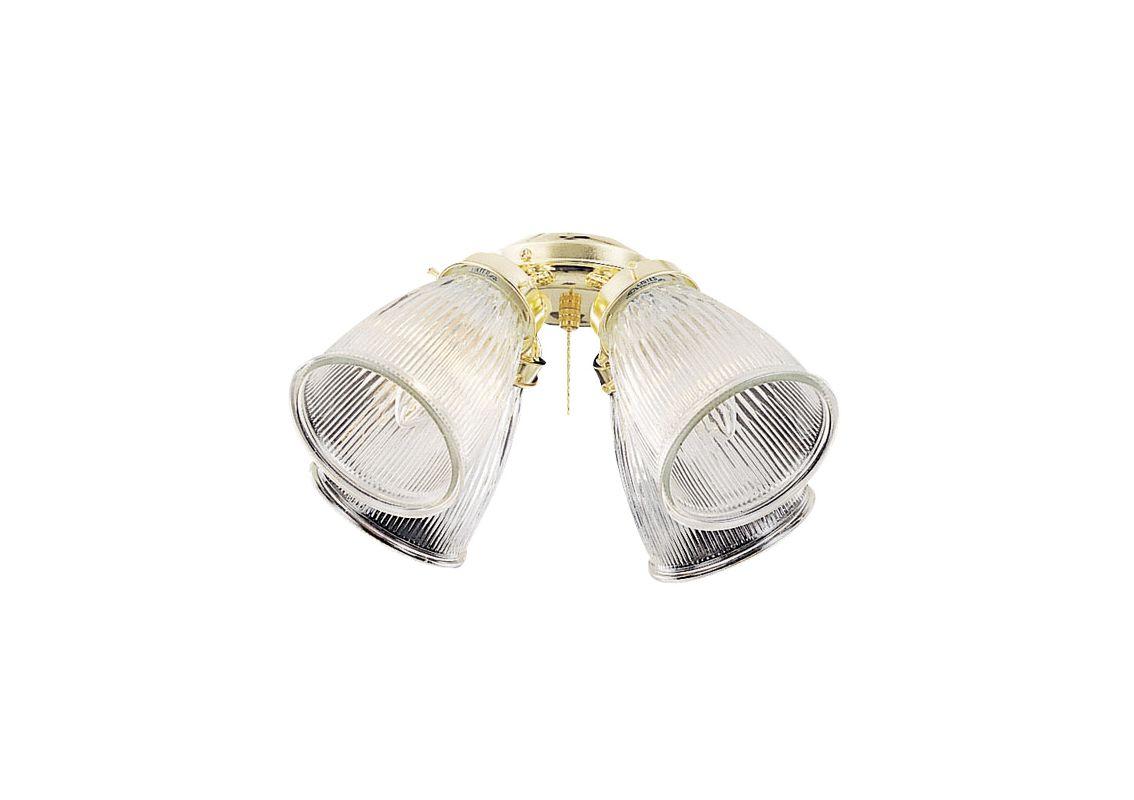 Ellington Fans ECK756 Fan Light Kit with Four 60 Watt Lights and