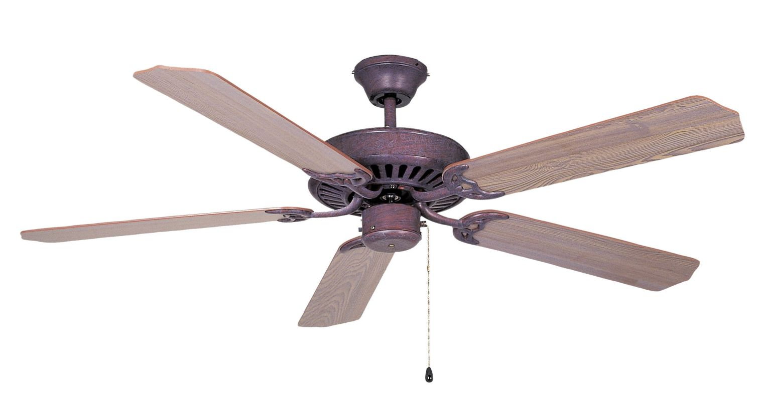 "Ellington Fans Ellington-52 Builder 52"" 5 Blade Indoor Energy Star"