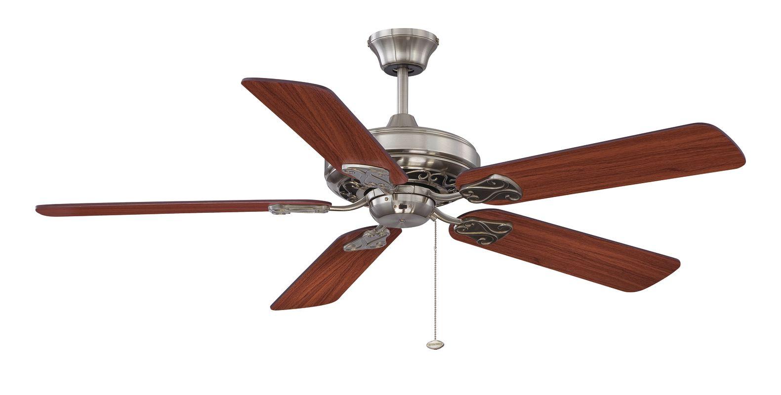 "Ellington Fans Majestic Classic 52"" 5 Blade Indoor Ceiling Fan -"