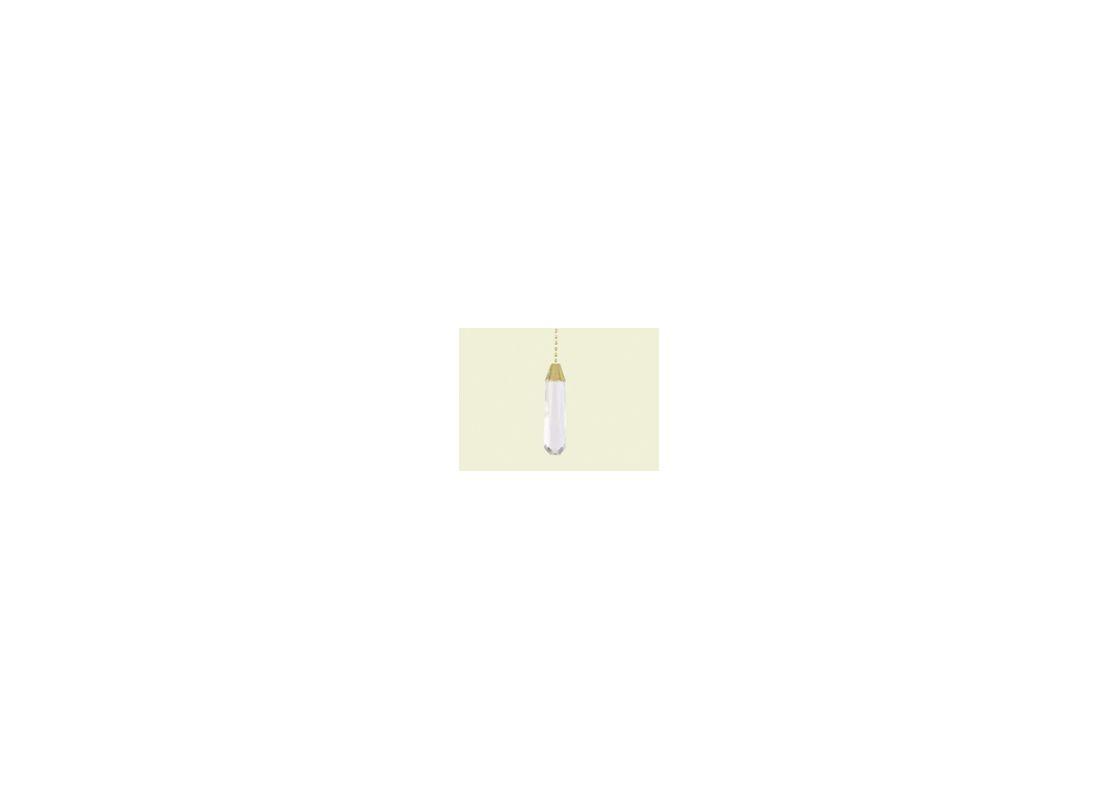 Ellington Fans OFS-200 3 Way Light Kit Switch Bright Brass Ceiling Fan
