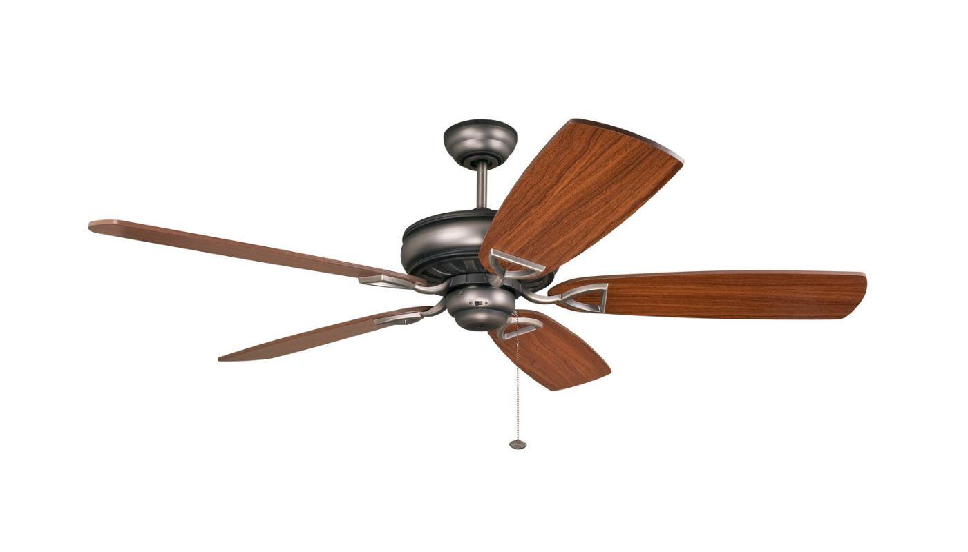 "Ellington Fans Supreme Air-56 Classic 56"" 5 Blade Indoor Ceiling Fan -"
