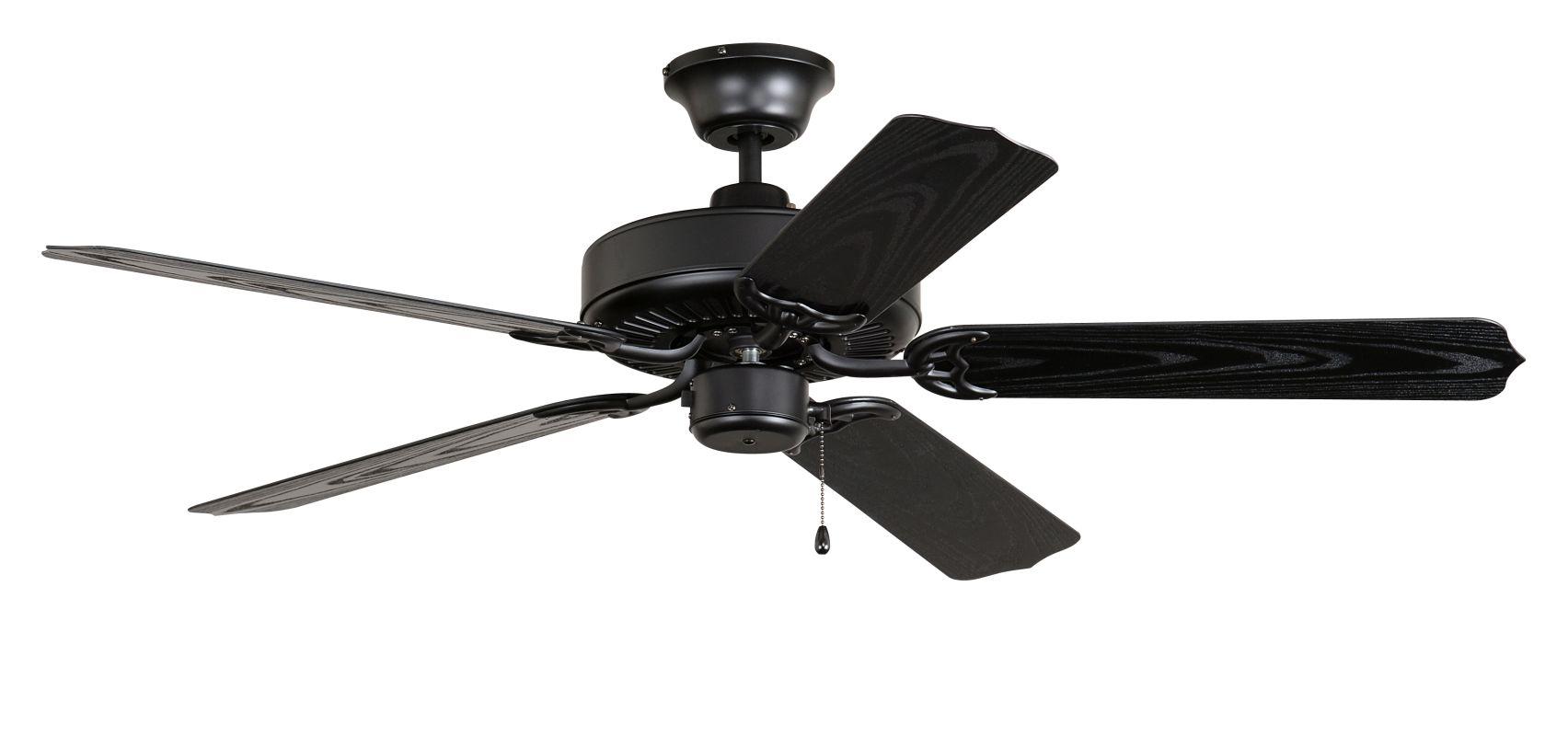 "Ellington Fans All Weather-52 Outdoor 52"" 5 Blade Indoor Ceiling Fan -"