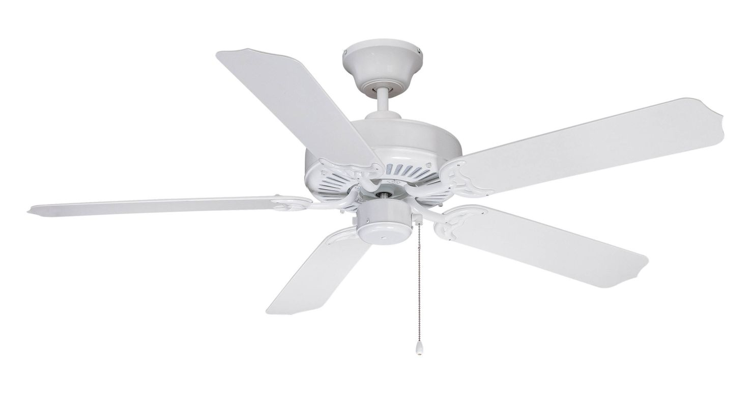 "Ellington Fans All Weather-52 Outdoor 52"" 5 Blade Indoor Ceiling Fan -"