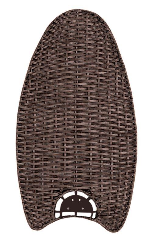 Emerson B20 Fan Blades for Maui Bay Fans Dark Walnut Wicker Ceiling Sale $110.00 ITEM: bci125060 ID#:B20DW UPC: 30844011016 :