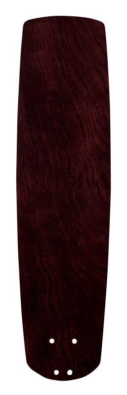 "Emerson B79 31"" Solid Wood Hand Carved Fan Blade Dark Mahogany Ceiling"