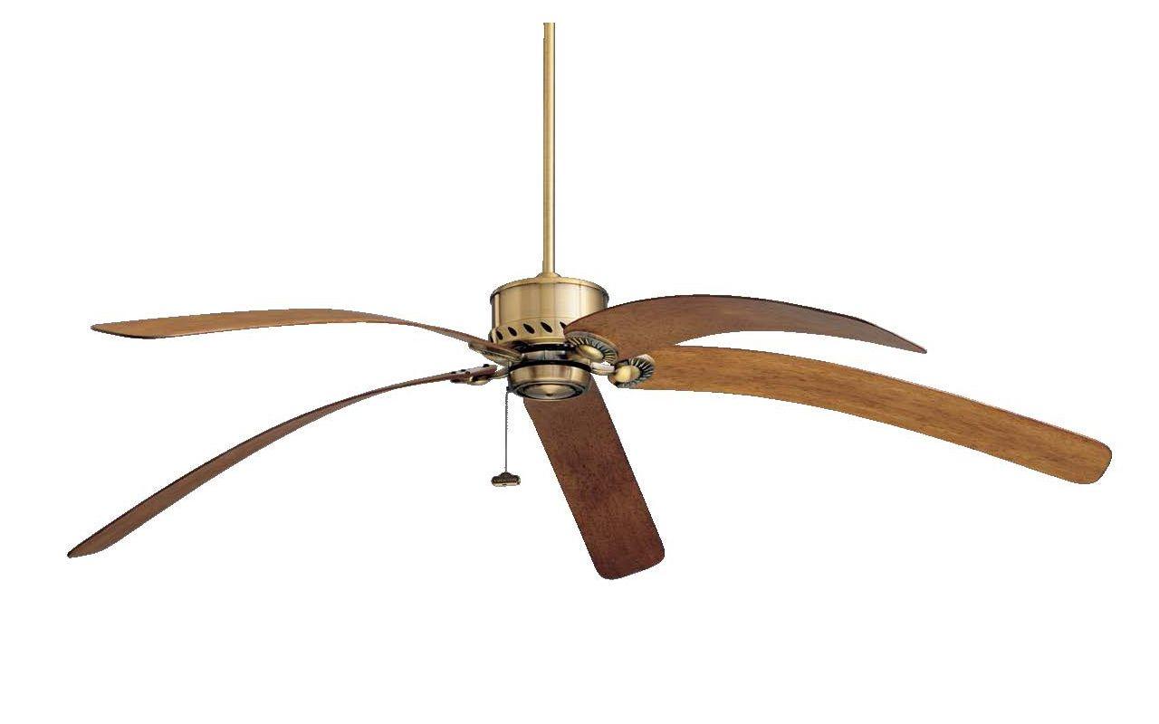 """Emerson CF2000 Maui Bay 52"""" 5 Blade Ceiling Fan with Custom Blade"""