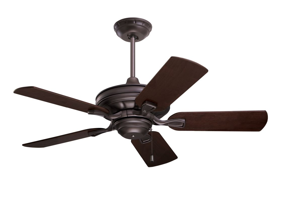 "Emerson CF442 Bella 42"" 5 Blade Ceiling Fan - Blades Included Oil"
