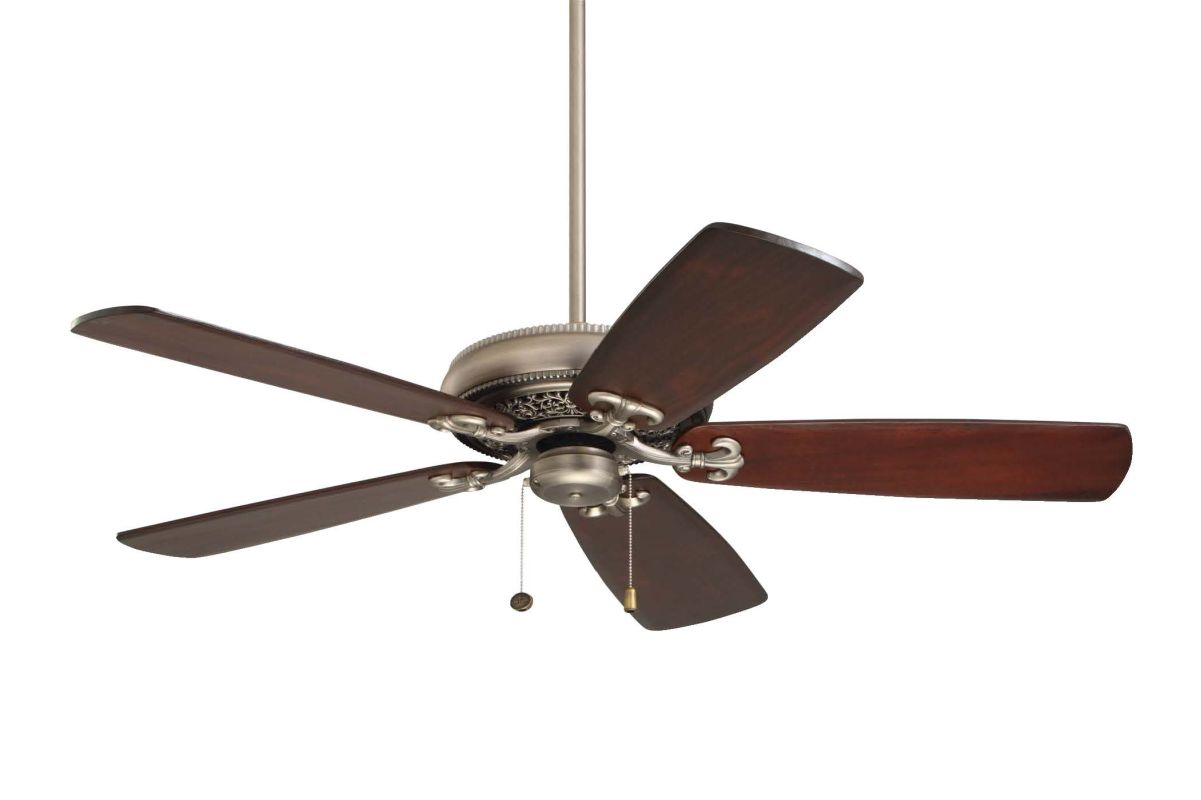 "Emerson CF4501 Crown Select 52"" 5 Blade Ceiling Fan Antique Pewter"