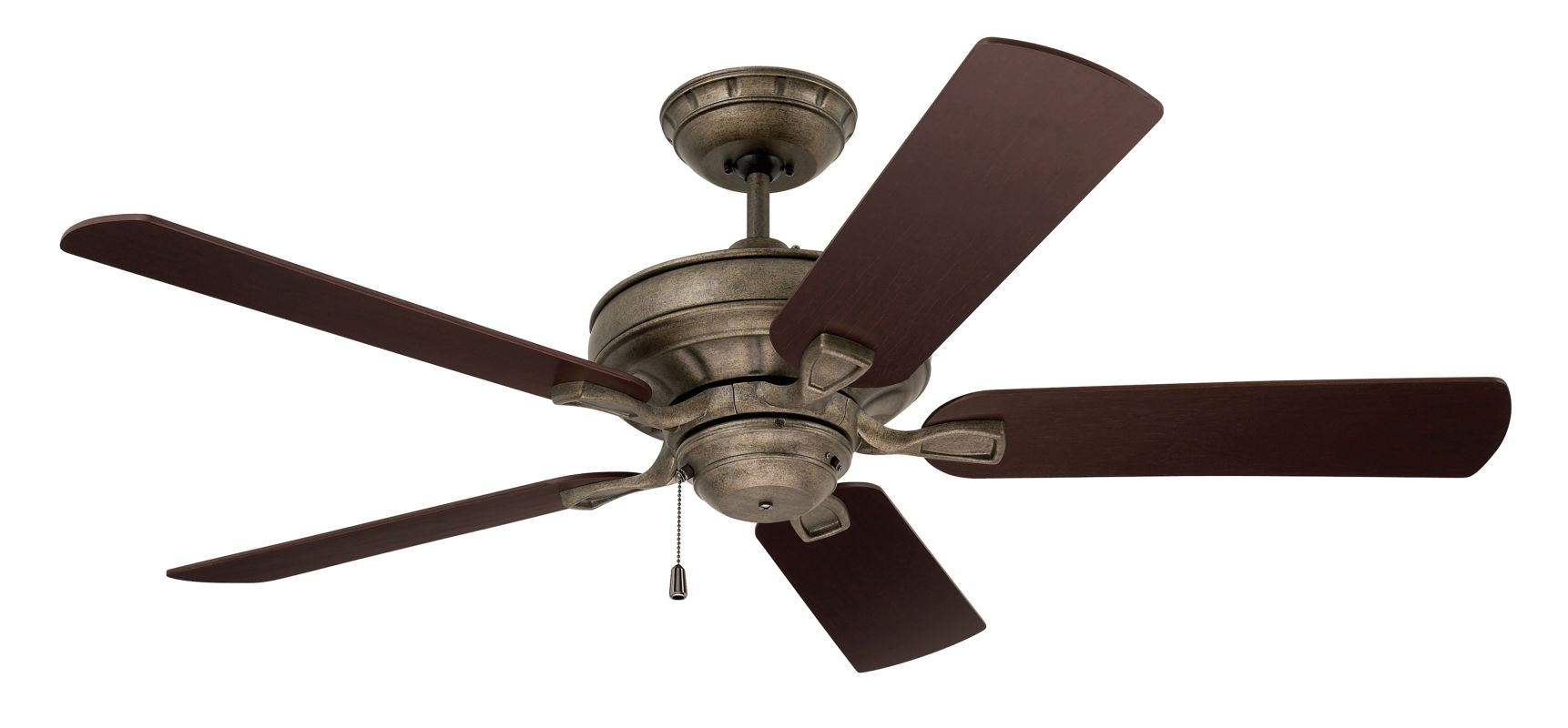 "Emerson CF452 Bella 52"" 5 Blade Ceiling Fan - Blades Included Vintage"