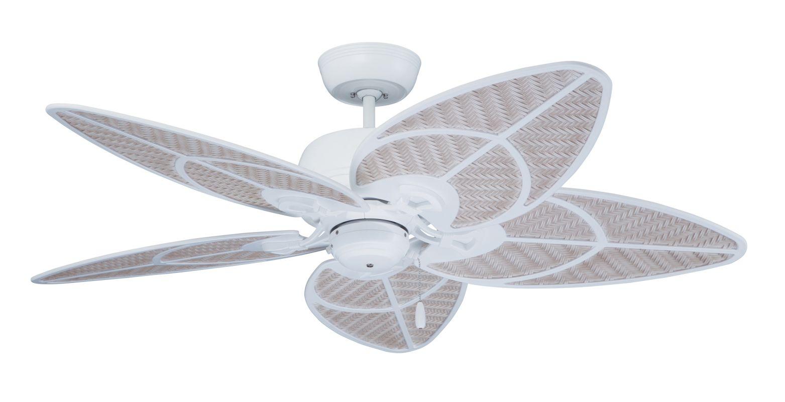 "Emerson CF621 Batalie Breeze 52"" 5 Blade Outdoor Ceiling Fan - Blades"