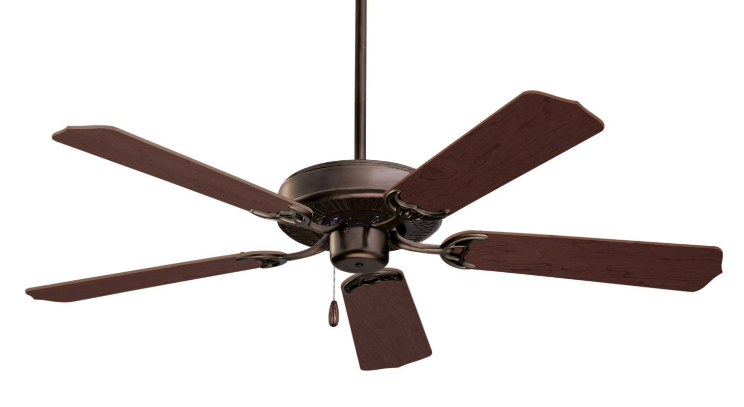 "Emerson CF700 Builder 52"" 5 Blade Ceiling Fan - Blades Included Oil"