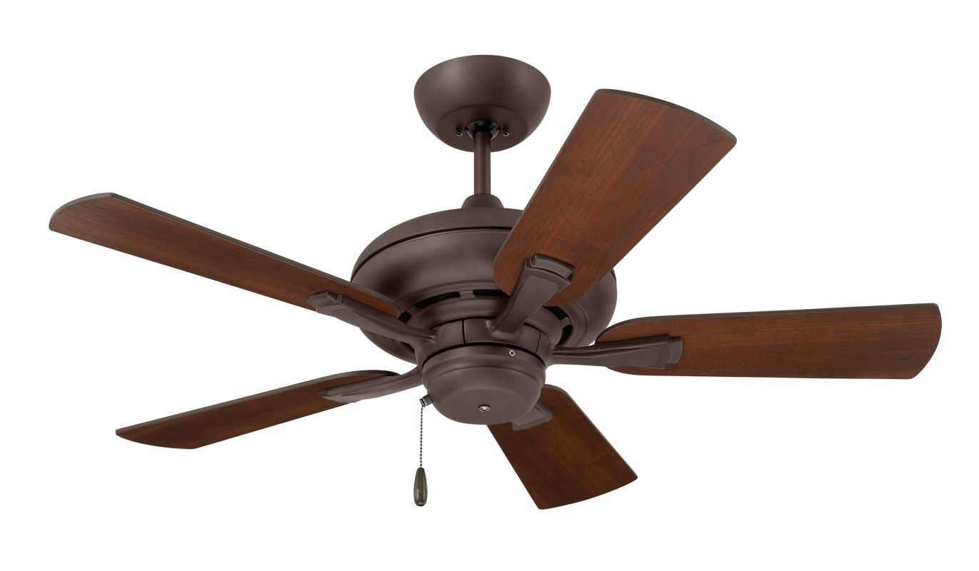 "Emerson CF773 Monterey II 42"" 5 Blade Ceiling Fan - Blades Included"