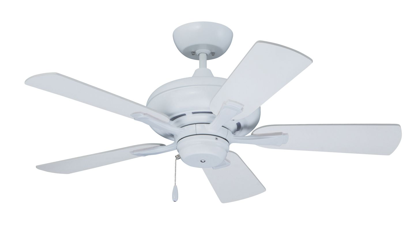 "Emerson CF773 Monterey II 42"" 5 Blade Ceiling Fan - Blades Included"