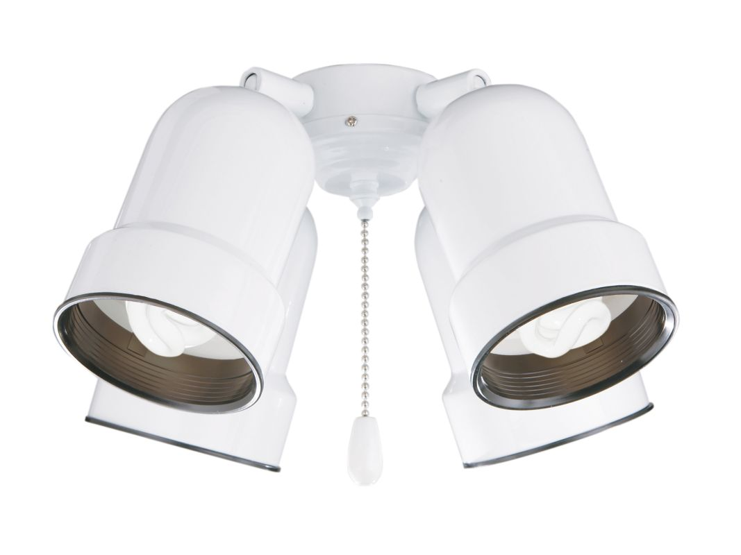 Emerson CFMLK4 Four Spot Track Light Fixture Appliance White Ceiling Sale $79.00 ITEM: bci291743 ID#:CFMLK4WW UPC: 30844006678 :