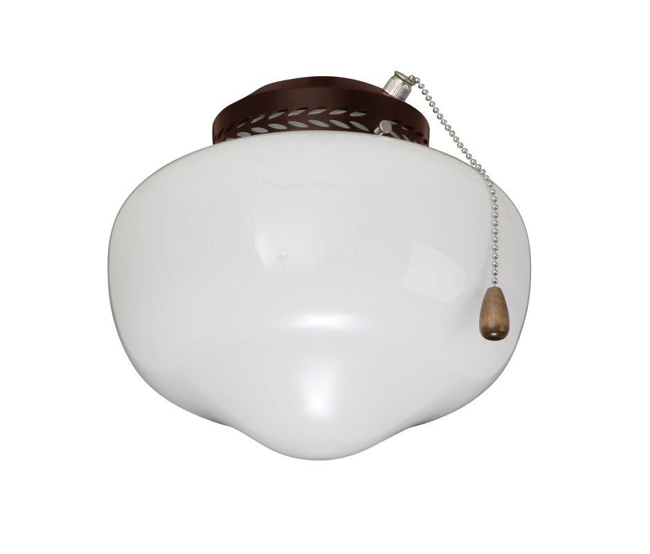 Emerson CFSLKPF Functional Fan Light Kit/ 1 Light Oil Rubbed Bronze Sale $55.00 ITEM: bci1275735 ID#:CFSLKPFORB UPC: 30844027338 :