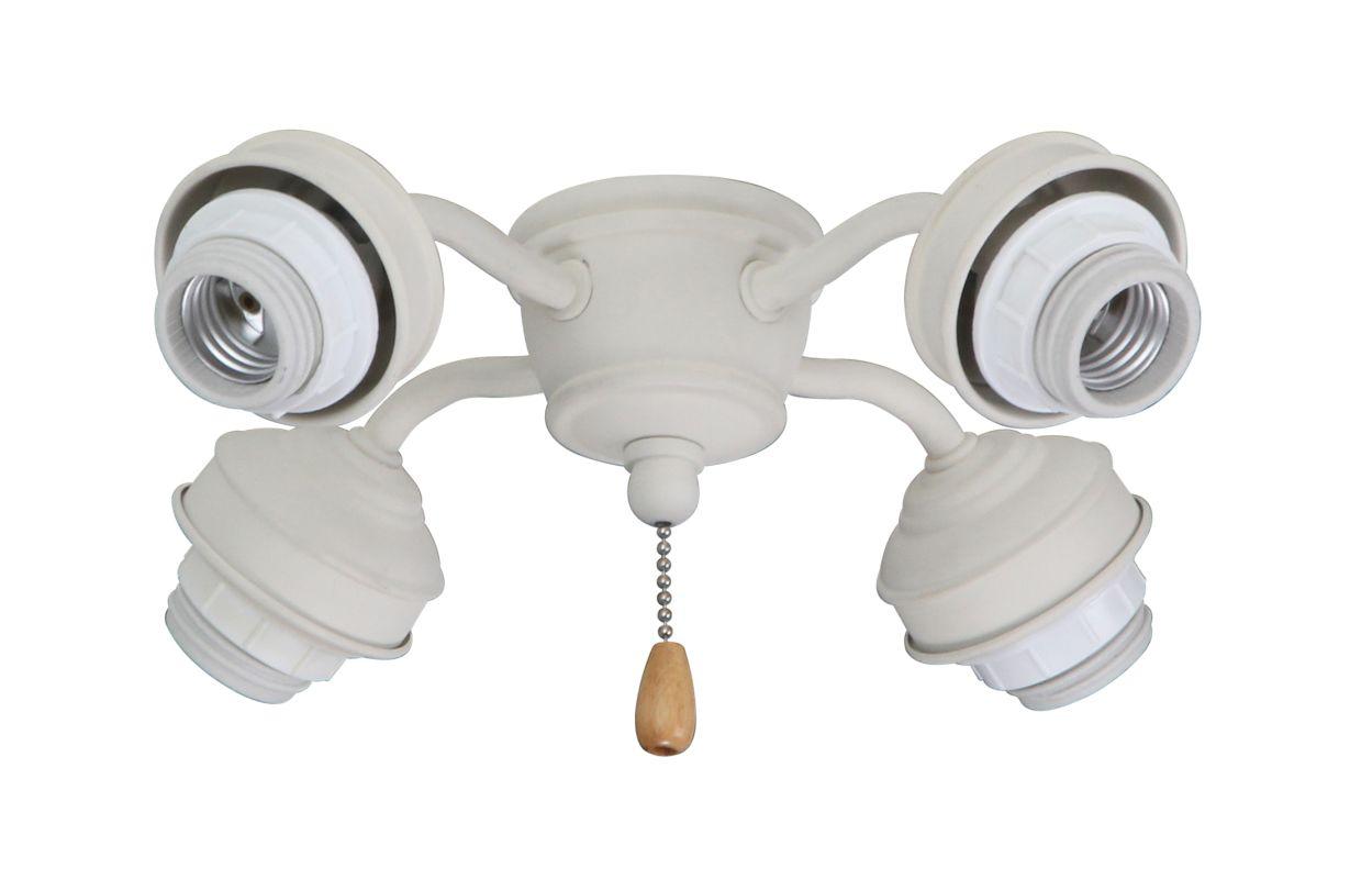 Emerson F450 4 Light Premier Ceiling Fan Light Kit Fitter Summer White