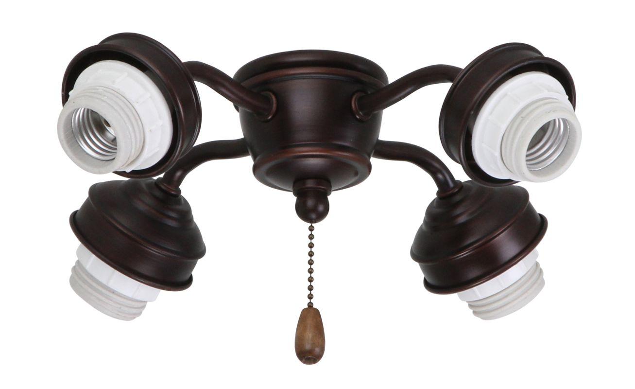 Emerson F450 4 Light Premier Ceiling Fan Light Kit Fitter Venetian
