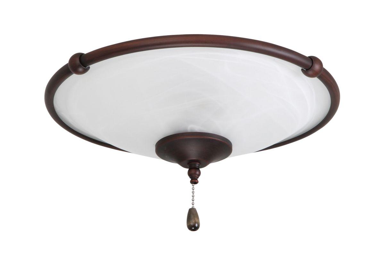 Emerson LK53 3 Light Low Profile Decorative Ceiling Fan Light Fixture Sale $95.00 ITEM: bci1938155 ID#:LK53VNB UPC: 30844029332 :